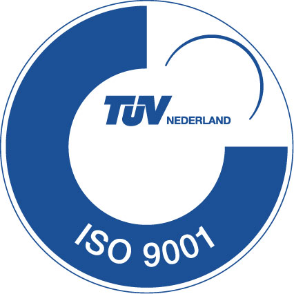 ISO 9001 certificaat Ipacs Technisch Rubber